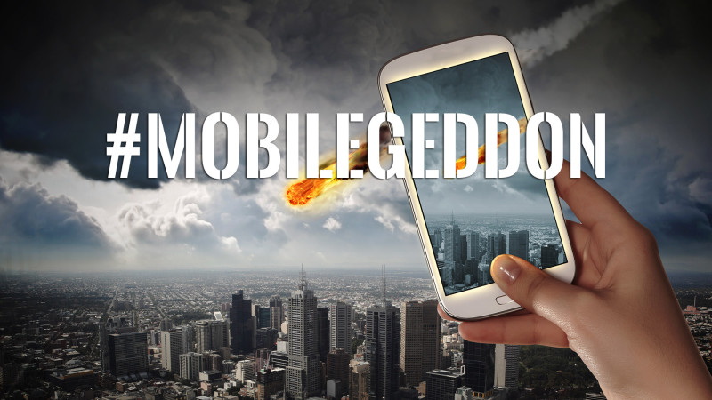 Google's Latest Update – Mobilegeddon